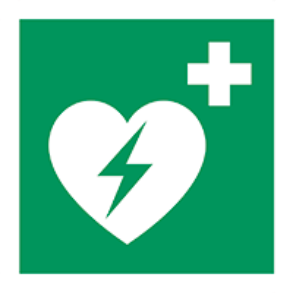 Pictogram AED